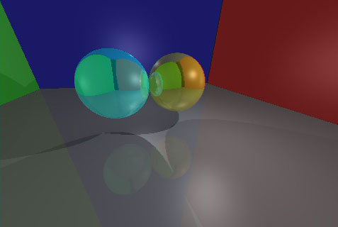 RayTracer Assignment - www.vim3d.com